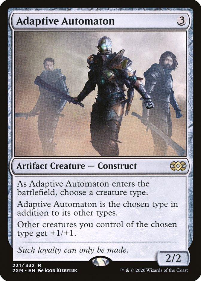Carta /Adaptive Automaton de Magic the Gathering