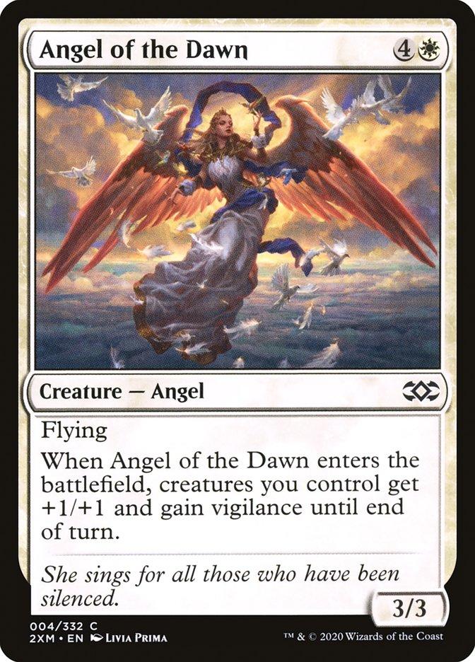 Carta /Angel of the Dawn de Magic the Gathering