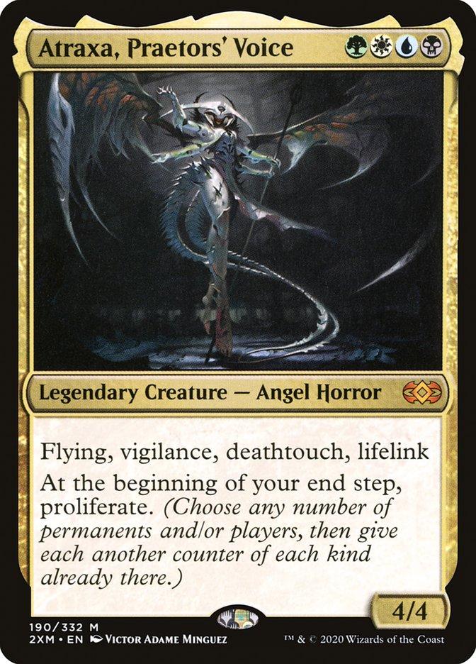 Carta /Atraxa, Praetors' Voice de Magic the Gathering