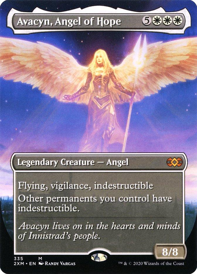 Carta /Avacyn, Angel of Hope de Magic the Gathering