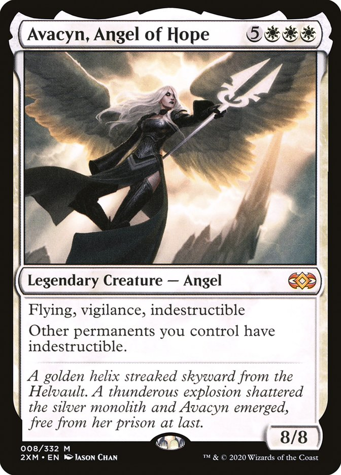 Carta /Avacyn, Angel of Hope de Magic the Gathering