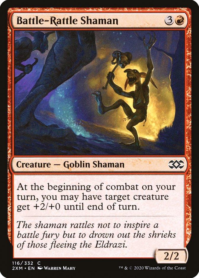 Carta /Battle-Rattle Shaman de Magic the Gathering
