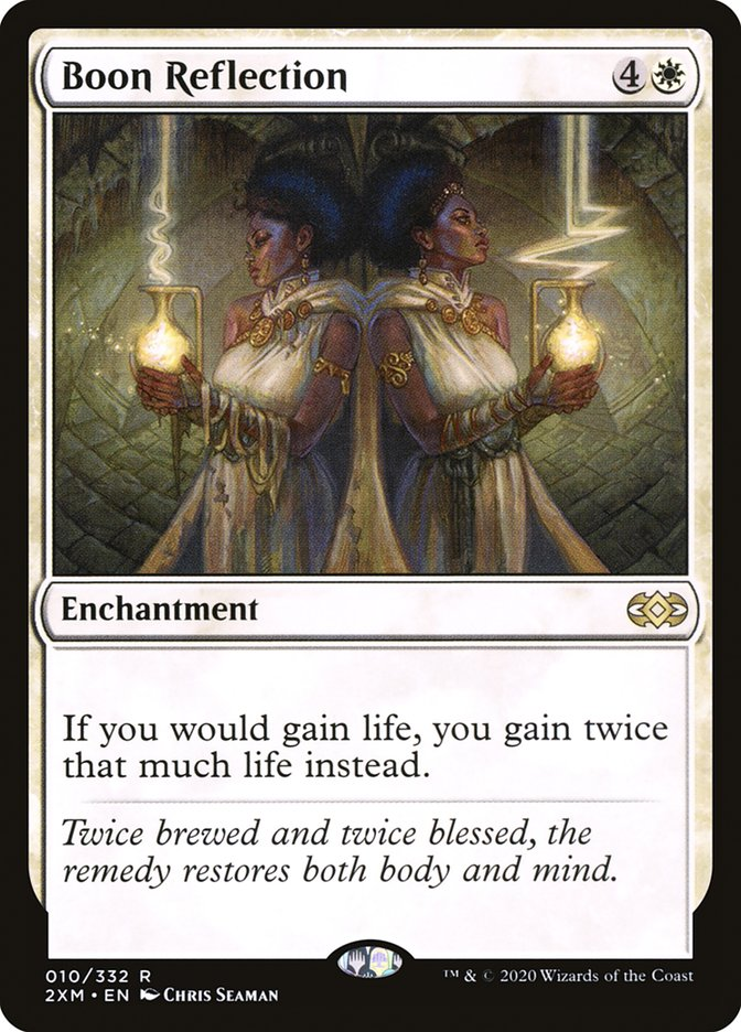 Carta /Boon Reflection de Magic the Gathering
