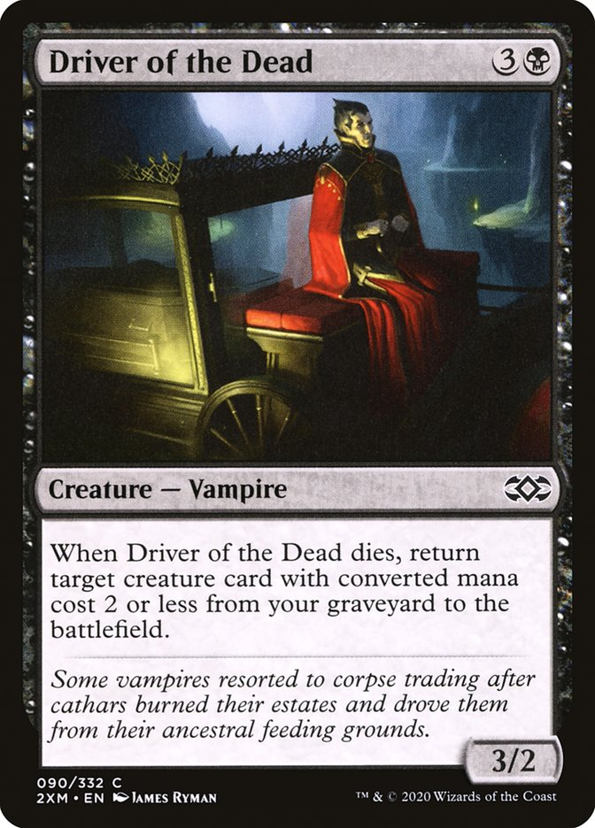 Carta /Driver of the Dead de Magic the Gathering