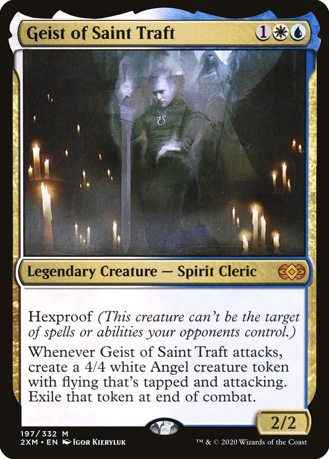 Carta /Geist of Saint Traft de Magic the Gathering