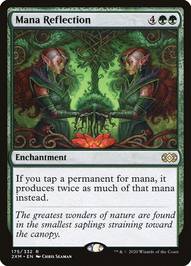 Carta /Mana Reflection de Magic the Gathering