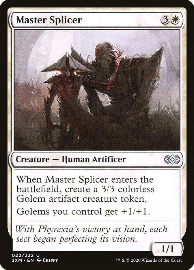 Carta /Master Splicer de Magic the Gathering