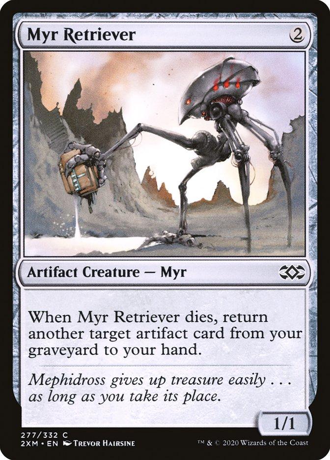 Carta /Myr Retriever de Magic the Gathering
