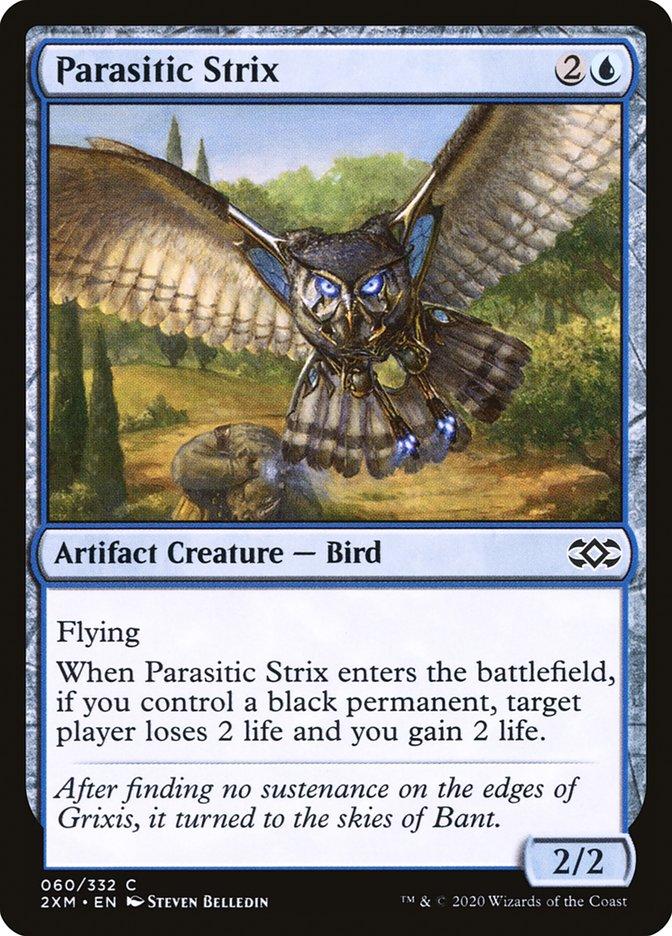 Carta /Parasitic Strix de Magic the Gathering