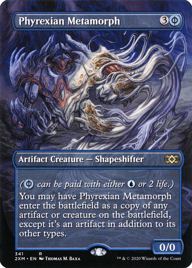 Carta /Phyrexian Metamorph de Magic the Gathering