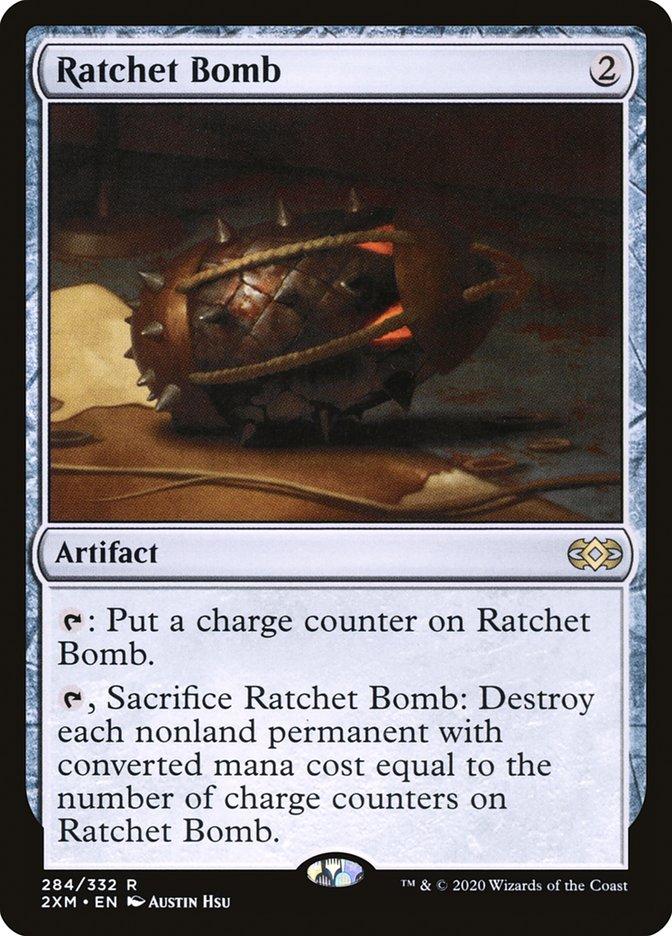 Carta /Ratchet Bomb de Magic the Gathering