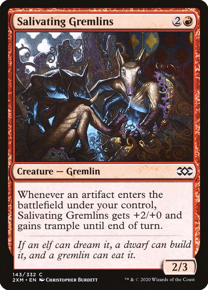 Carta /Salivating Gremlins de Magic the Gathering