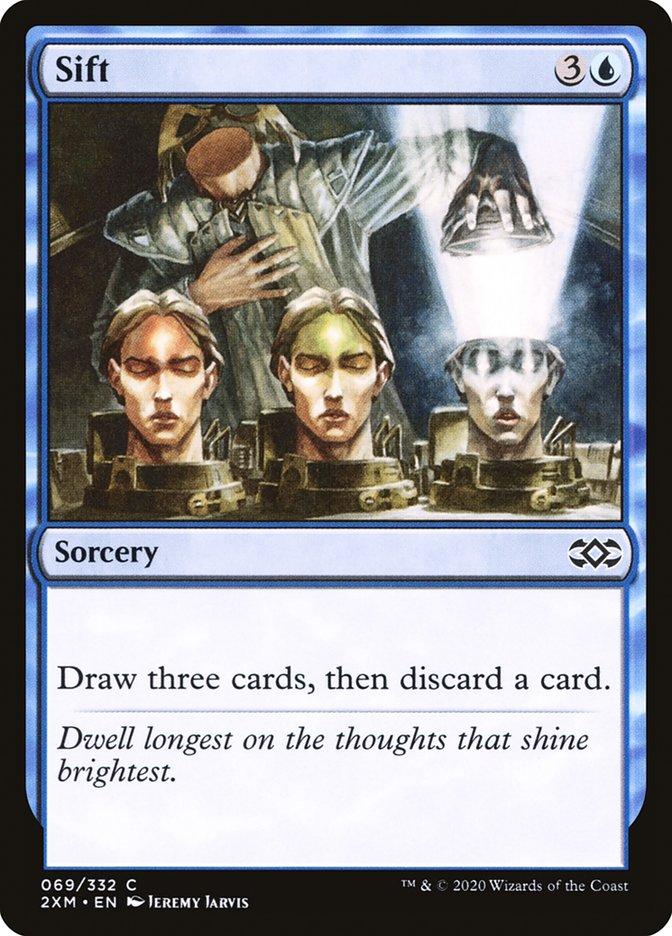 Carta /Sift de Magic the Gathering