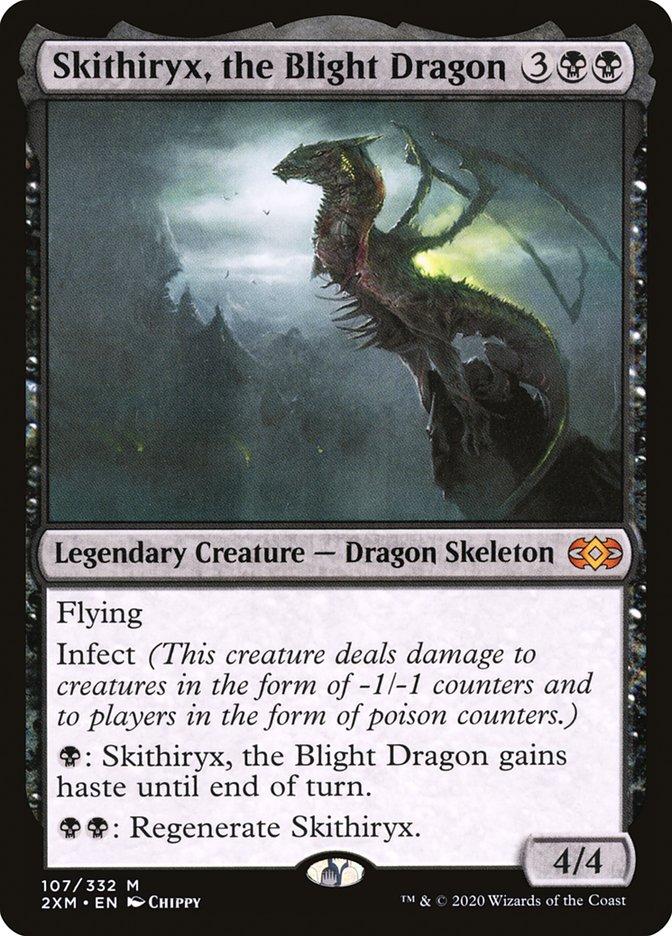 Carta /Skithiryx, the Blight Dragon de Magic the Gathering