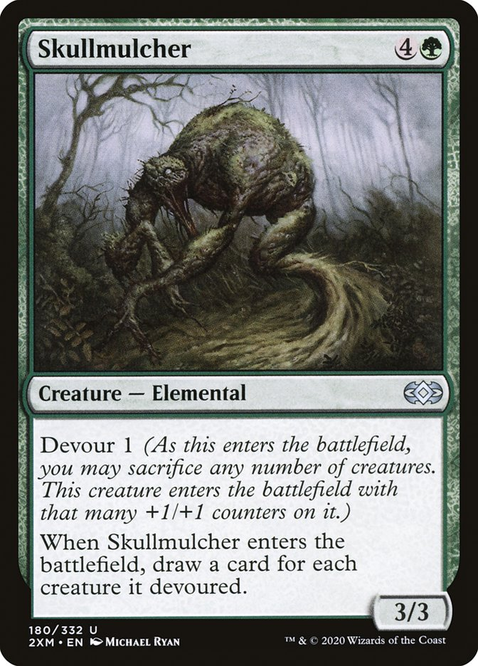 Carta /Skullmulcher de Magic the Gathering