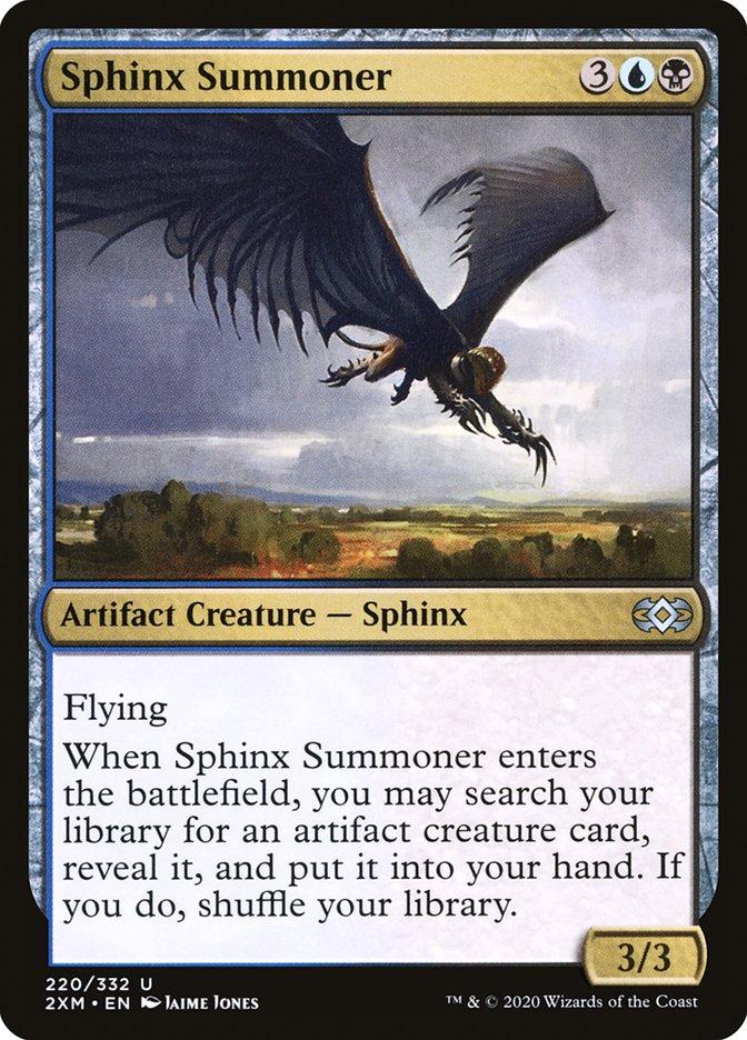 Carta /Sphinx Summoner de Magic the Gathering