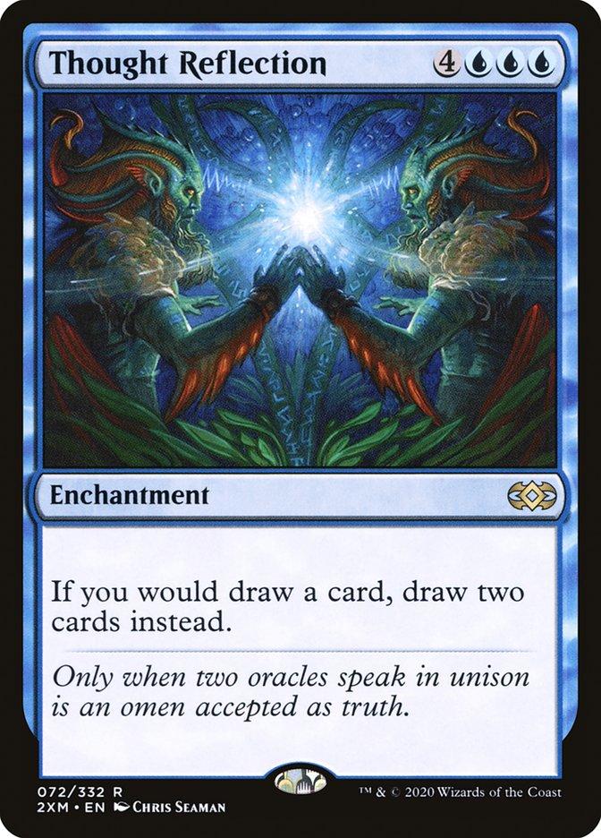 Carta /Thought Reflection de Magic the Gathering