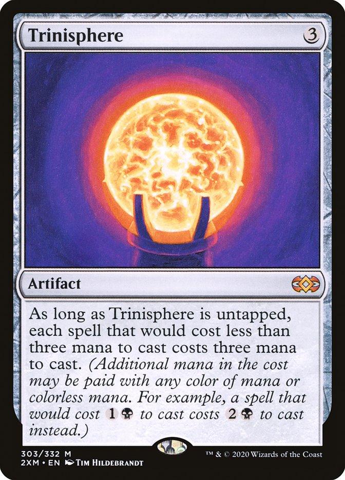 Carta /Trinisphere de Magic the Gathering