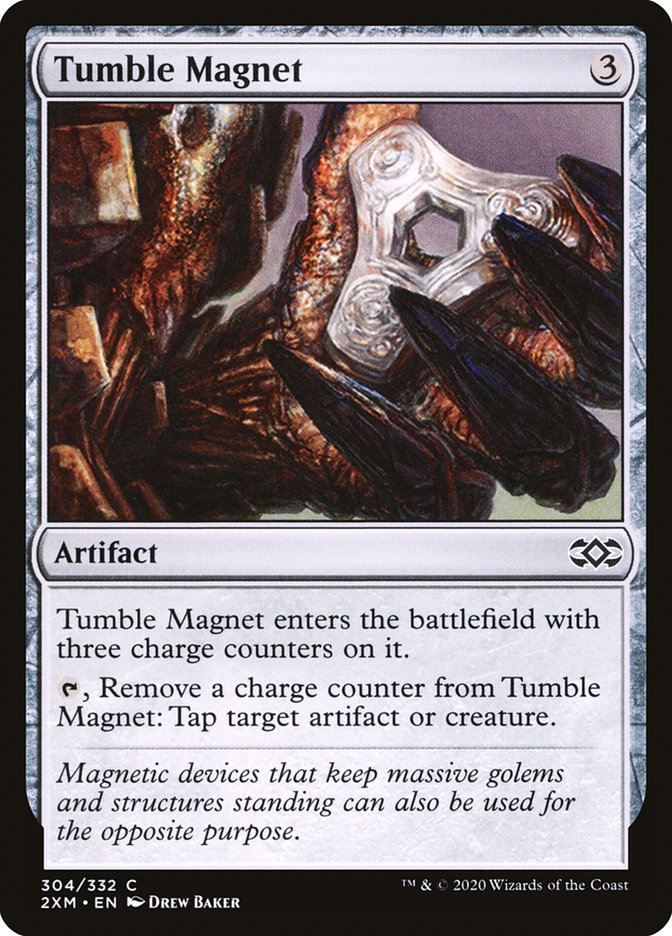 Carta /Tumble Magnet de Magic the Gathering