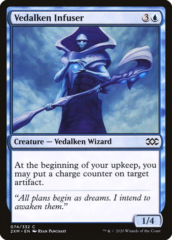 Carta /Vedalken Infuser de Magic the Gathering