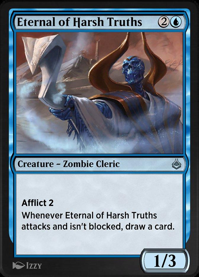 Carta /Eternal of Harsh Truths de Magic the Gathering
