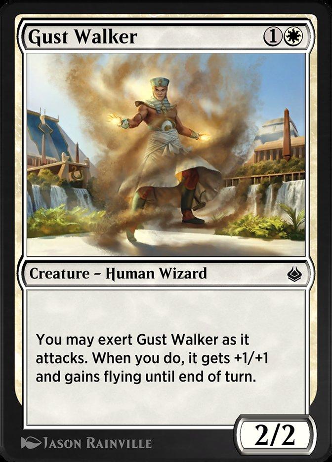 Carta /Gust Walker de Magic the Gathering