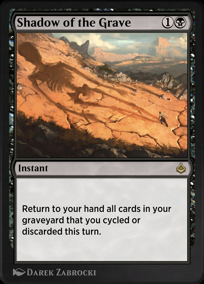 Carta /Shadow of the Grave de Magic the Gathering