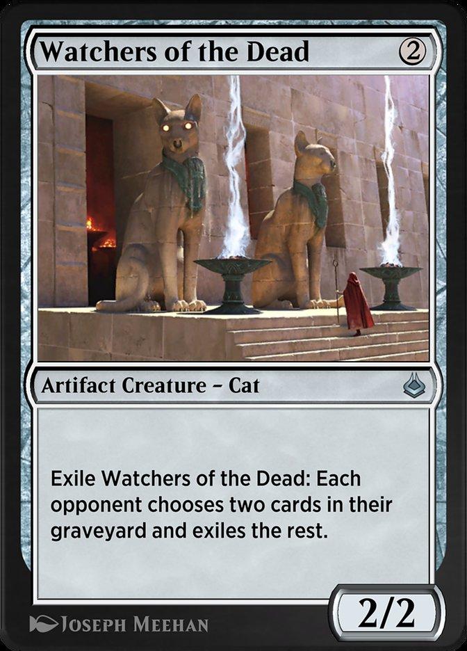 Carta /Watchers of the Dead de Magic the Gathering