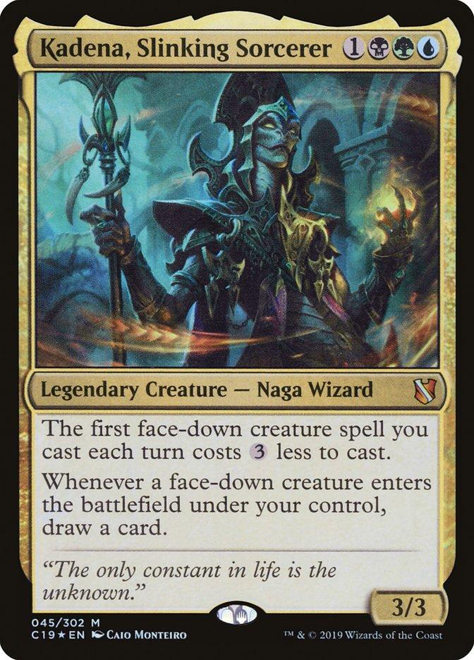 Kadena, Slinking Sorcerer