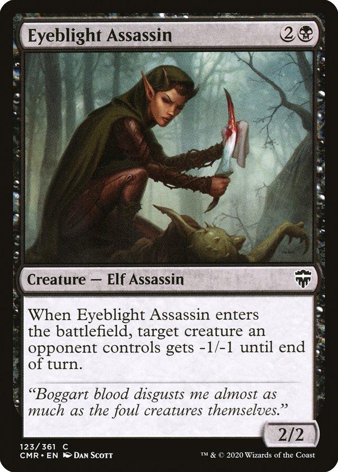 Carta /Eyeblight Assassin de Magic the Gathering