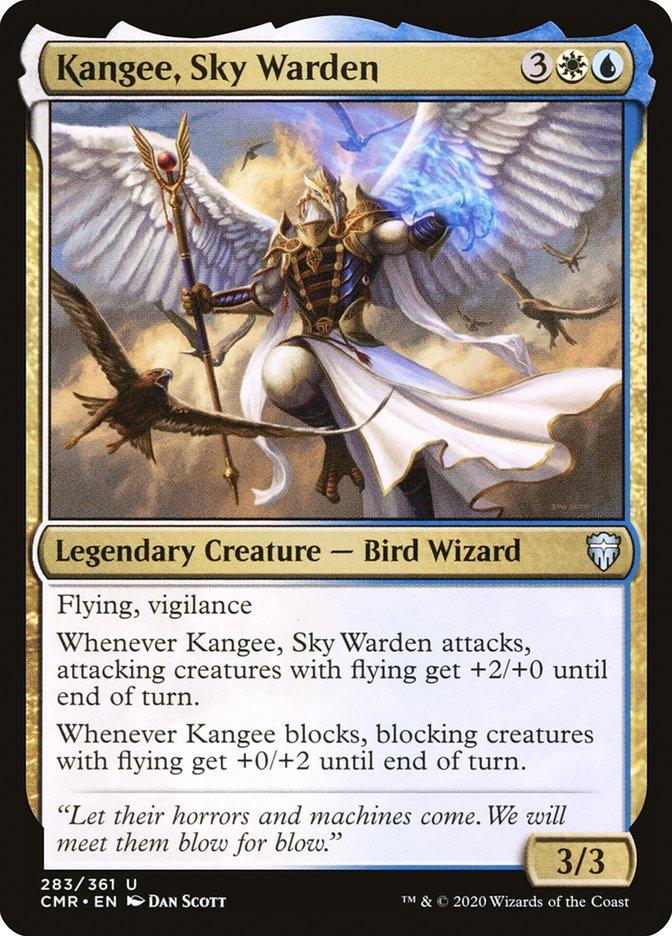 Carta /Kangee, Sky Warden de Magic the Gathering