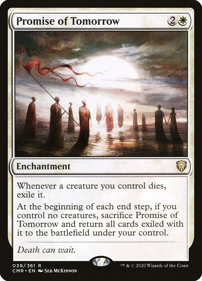 Carta /Promise of Tomorrow de Magic the Gathering