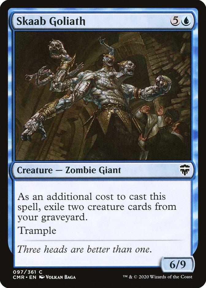 Carta /Skaab Goliath de Magic the Gathering