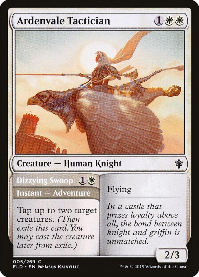 Carta /Ardenvale Tactician de Magic the Gathering
