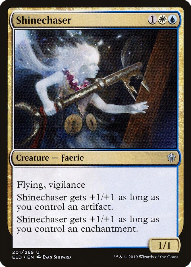 Carta Buscabrilho/Shinechaser de Magic the Gathering