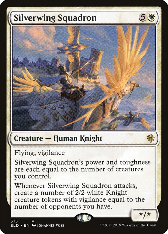 Carta Silverwing Squadron/Silverwing Squadron de Magic the Gathering
