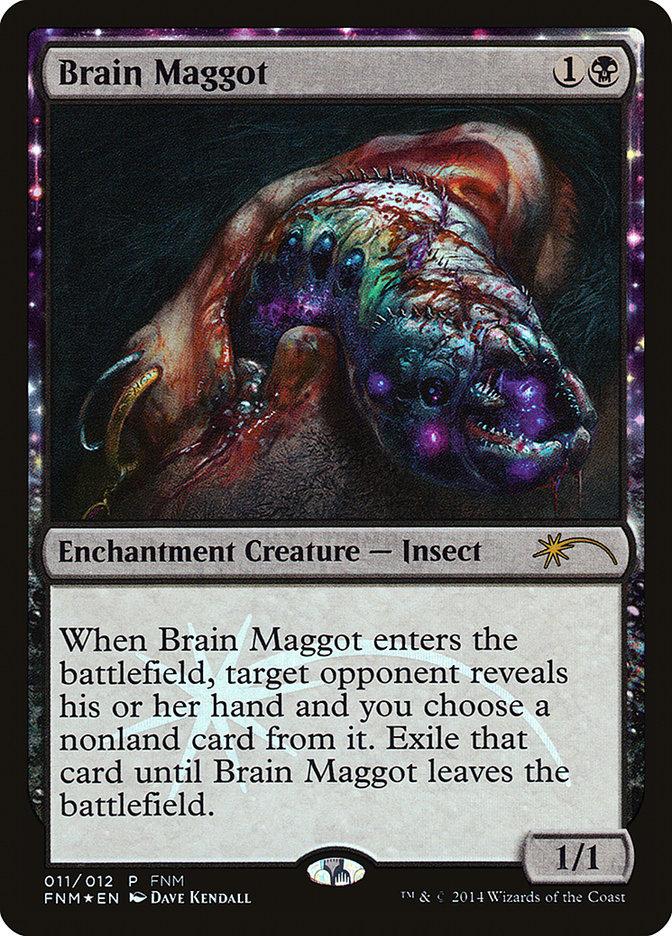 Carta /Brain Maggot de Magic the Gathering