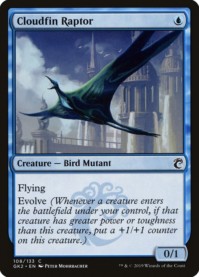 Cloudfin Raptor