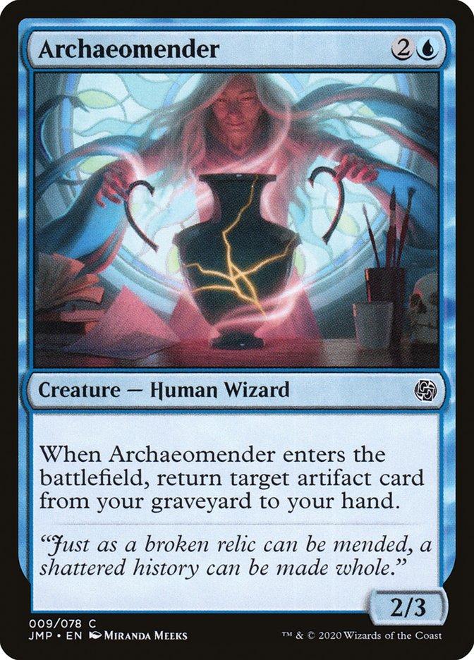 Carta Archaeomender/Archaeomender de Magic the Gathering