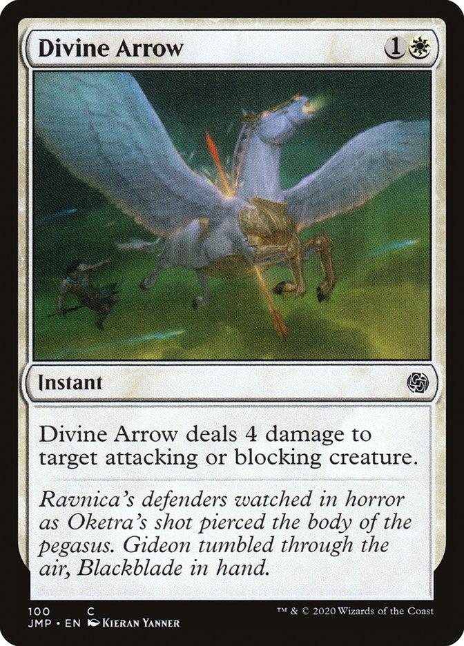 Carta Flecha Divina/Divine Arrow de Magic the Gathering