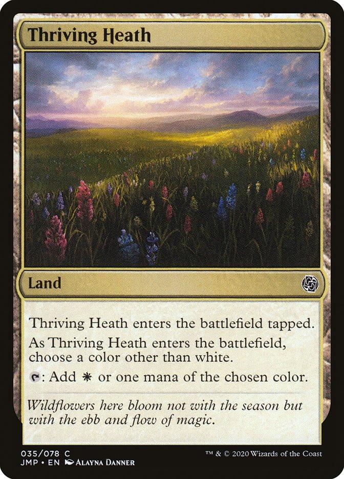 Carta Thriving Heath/Thriving Heath de Magic the Gathering
