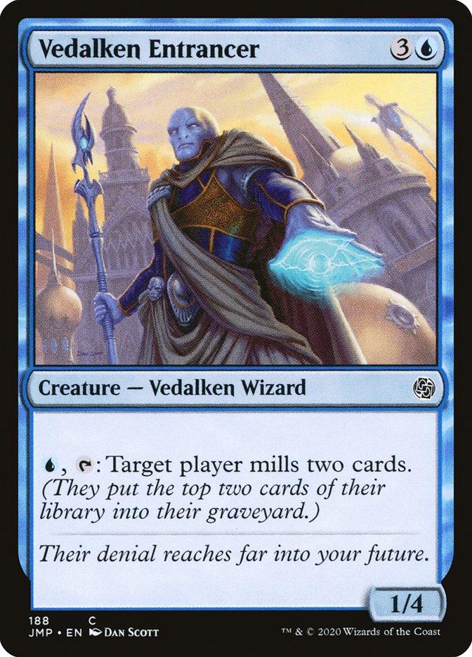 Carta Encantador Vedalkeano/Vedalken Entrancer de Magic the Gathering