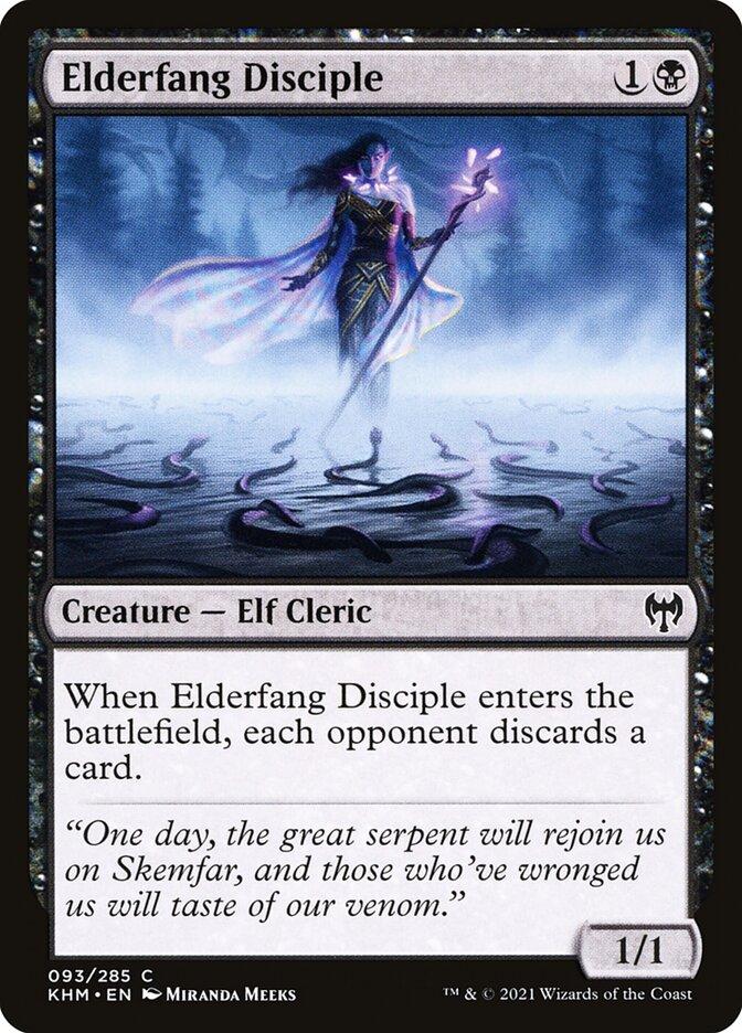 Carta /Elderfang Disciple de Magic the Gathering