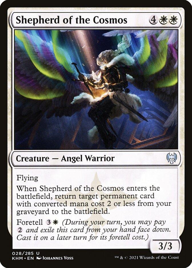 Carta /Shepherd of the Cosmos de Magic the Gathering