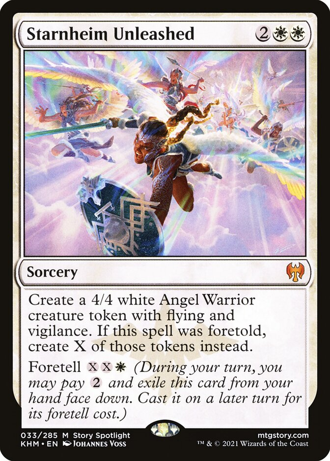 Carta /Starnheim Unleashed de Magic the Gathering
