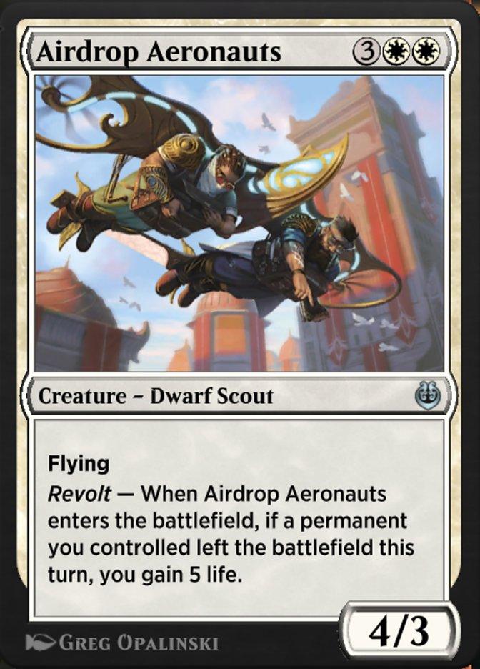 Carta /Airdrop Aeronauts de Magic the Gathering