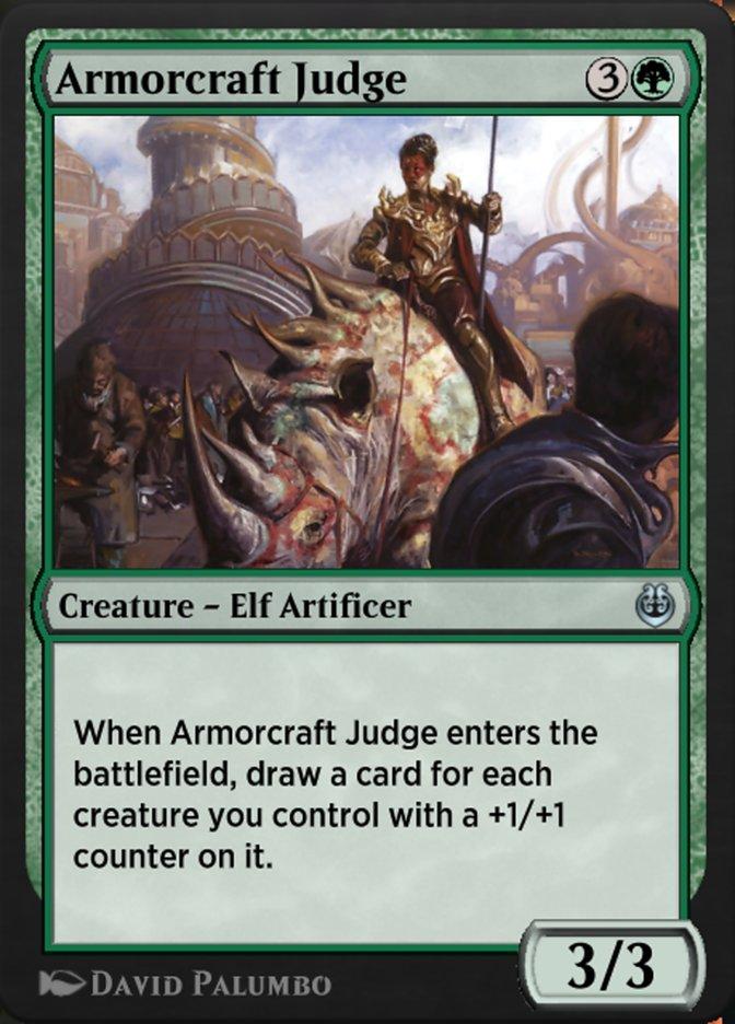 Carta /Armorcraft Judge de Magic the Gathering