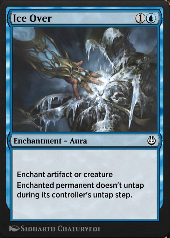 Carta /Ice Over de Magic the Gathering