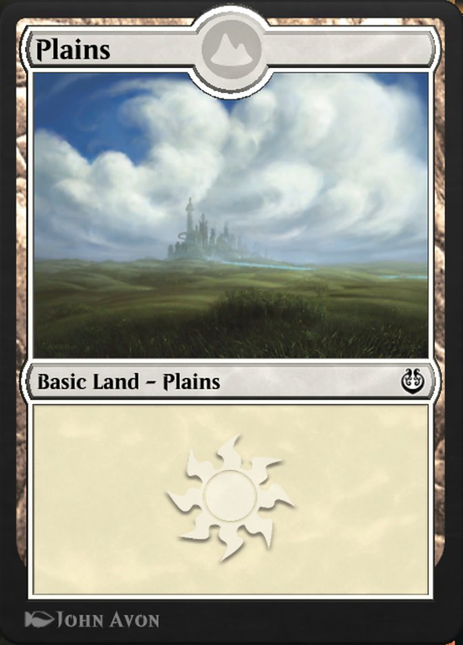Carta /Plains de Magic the Gathering