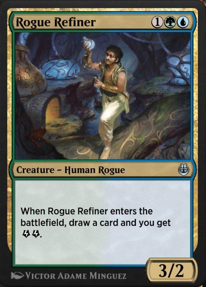 Carta /Rogue Refiner de Magic the Gathering